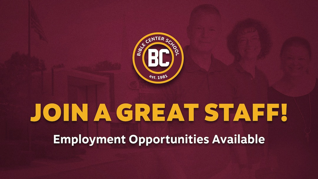 BCS Employment Opportunities