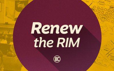 Renew the Rim Gala Update
