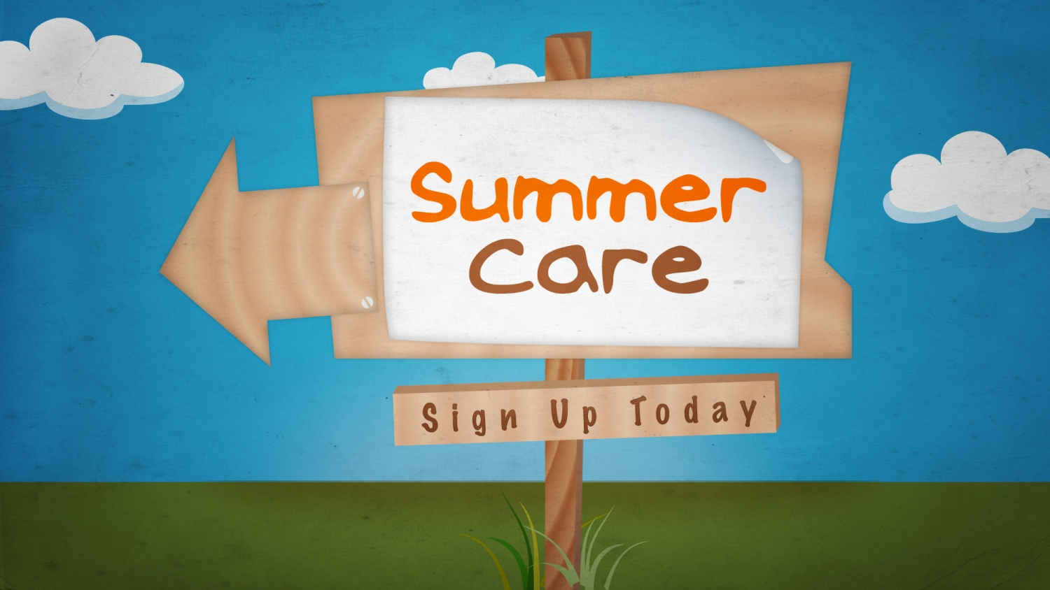 Summer Care Opportunity