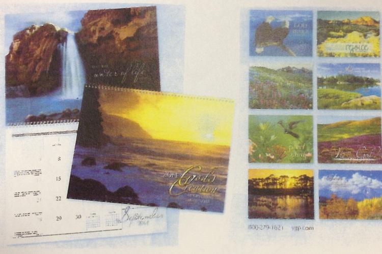 Calendar & Greeting Cards Sale
