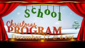 13 BCS Christmas Program