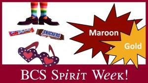 14 Spirit Week