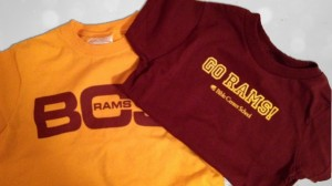 RAMS shirts