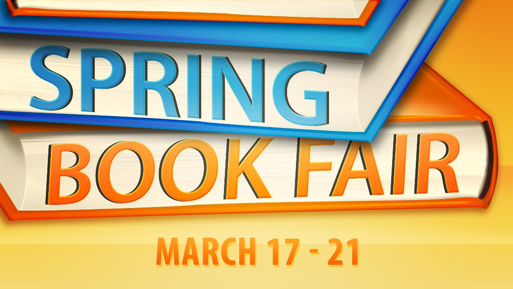 Spring Book Fair Volunteers