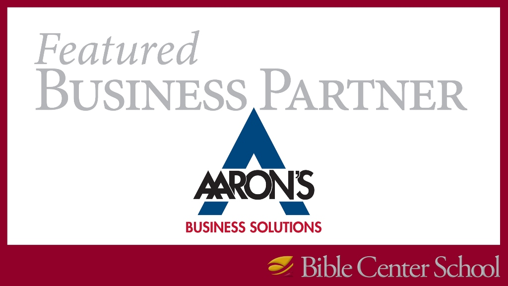 Featured Business Partner: Aaron's Business Solutions