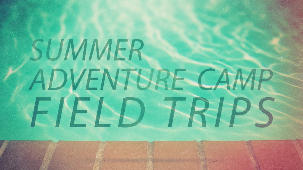 Summer Adventure Camp Field Trips (July)
