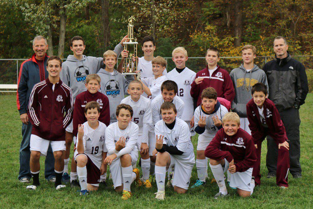 14 BCS WVCAT Soccer
