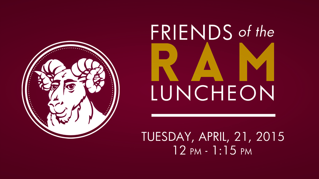 RAM Luncheon Update