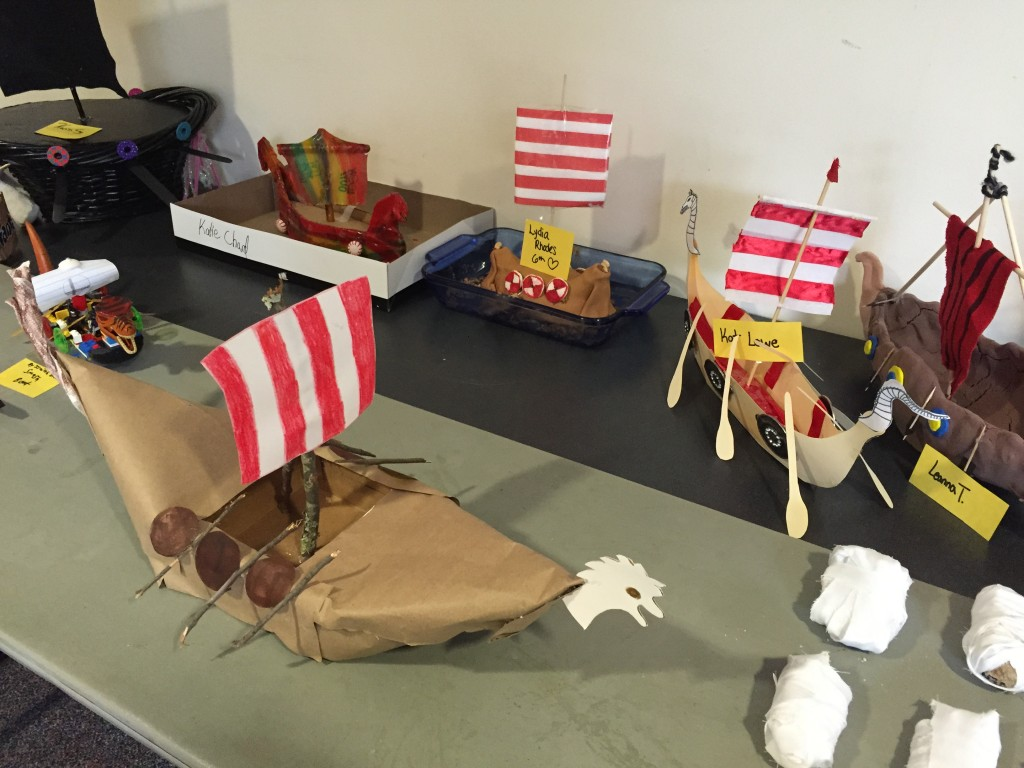 15 History projects (3)