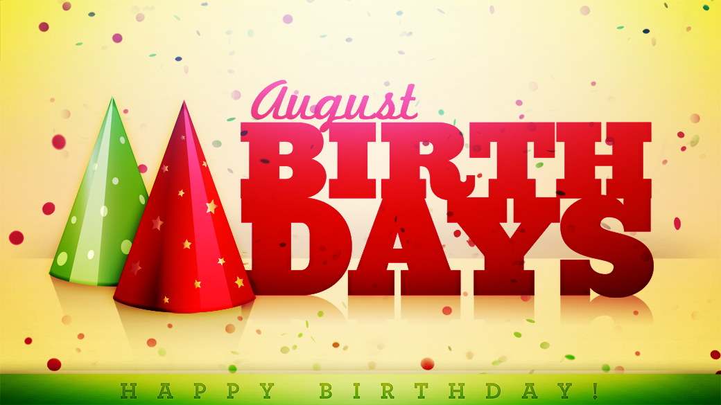 August Birthday Lunch | Bible Center School