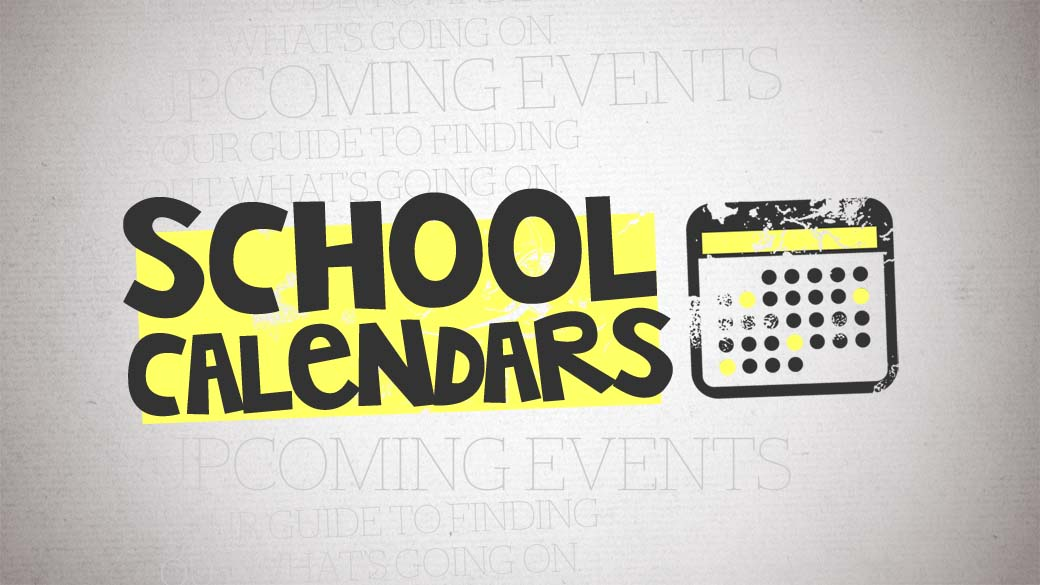 2018-19 School Calendars