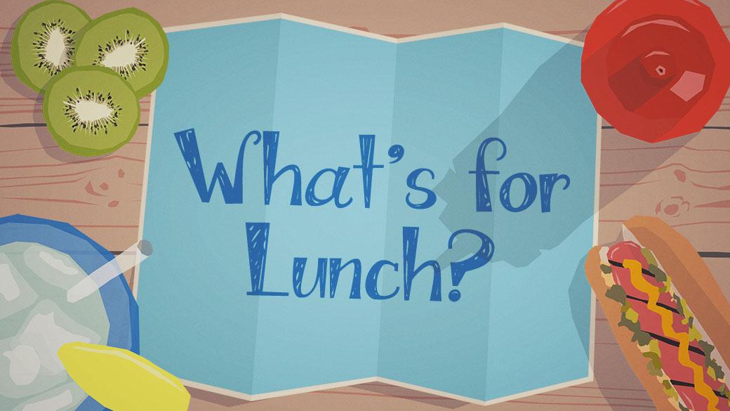 School/Preschool lunches (May)