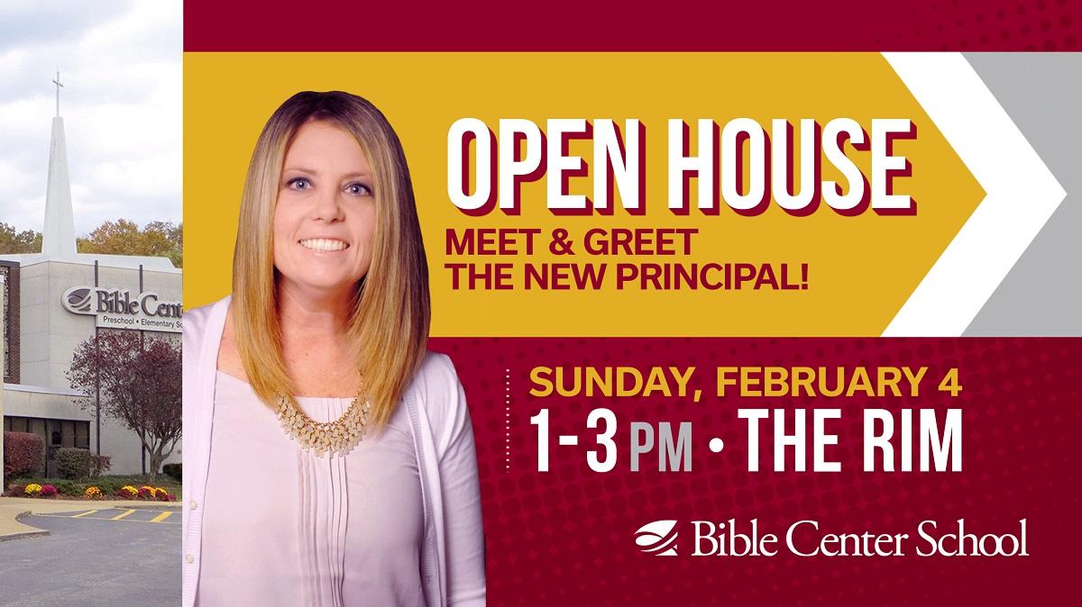 BCS Emphasis Sunday & Open House