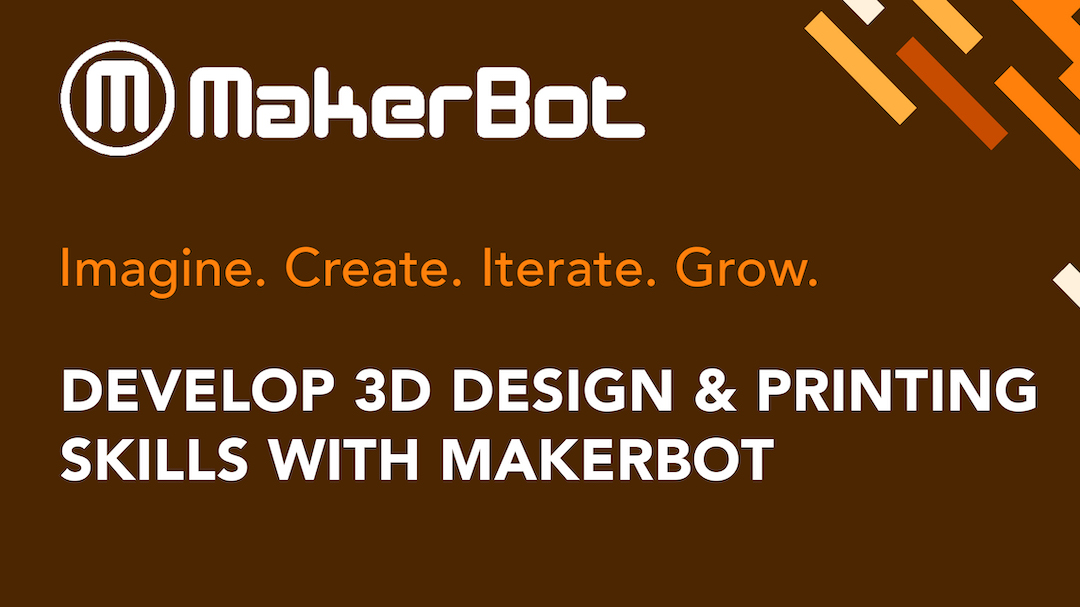 Technology Vision 2020: MakerBot