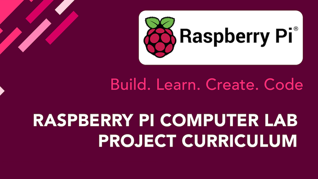 Technology Vision 2020: Raspberry Pi