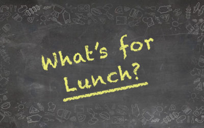Lunch Menus (December)