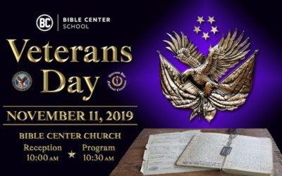 Annual Veterans Day Program