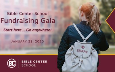 Bible Center School Gala