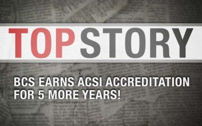 ACSI Accreditation